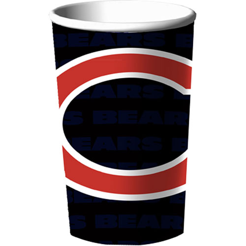 Chicago Bears 22oz Favor Cup