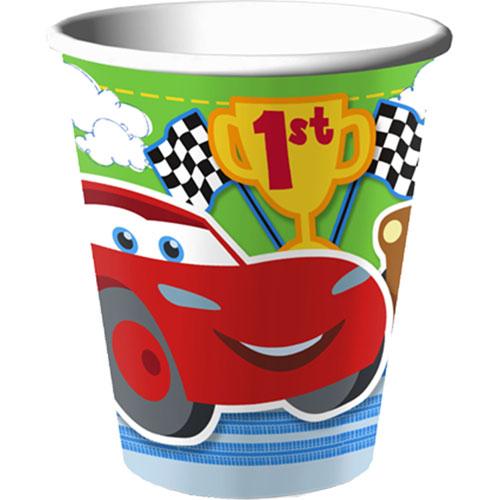 1st Birthday Champ 9 oz Cups
