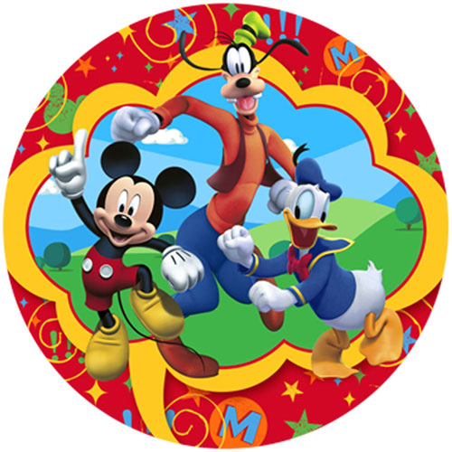 Mickey Fun & Friends Puzzle