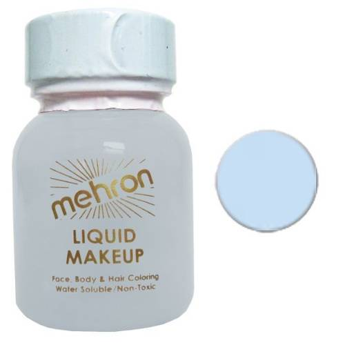 Liquid Makeup 1oz Moonlight White