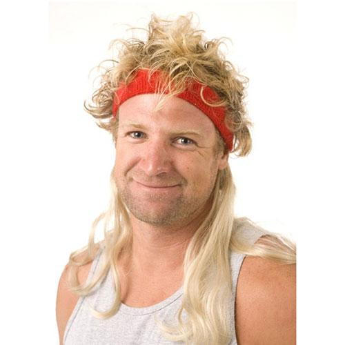 The Widowmaker Mullet Headband