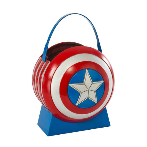 CAPTAIN AMERICA SHIELD TO
