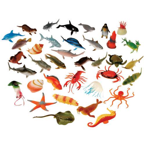 Sea Creature Assortment