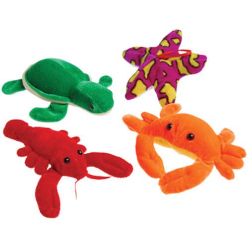 Plush Sea Life Creatures