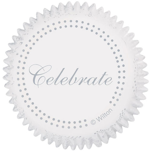 Celebrate Baking Cups