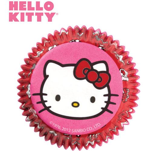 Hello Kitty Baking Cups